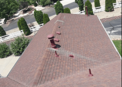 Residencial Roofing Maintenance