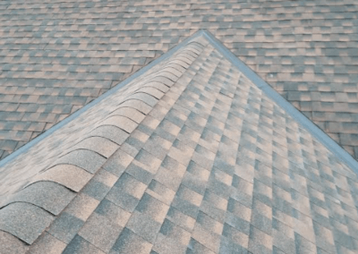 Commercial Roof Installed