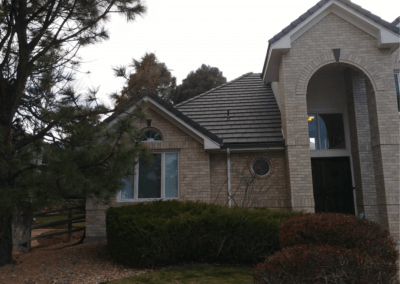 Roofing Repair in a House