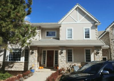 Residencial Roof repair